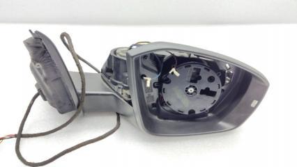 Зеркало электрическое правое Skoda Octavia A7 БУ