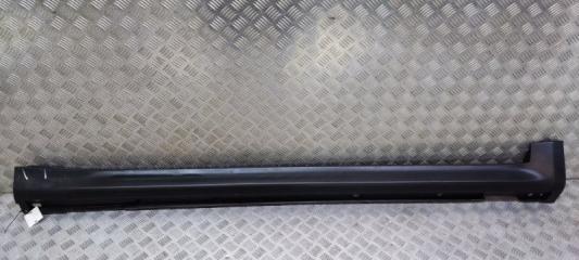 Накладка порога правая Subaru Tribeca B9 БУ