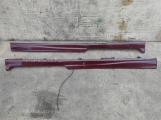 Запчасть пороги комплект SUZUKI SOLIO 2012