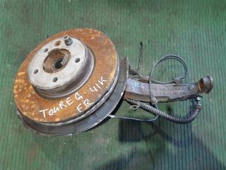 Запчасть ступица передняя правая VOLKSWAGEN TOUAREG 2003