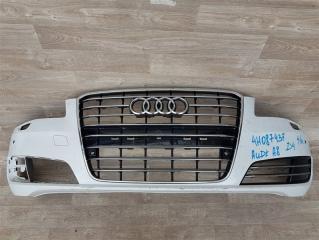 Запчасть бампер передний AUDI A8 2012
