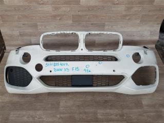 Запчасть бампер передний BMW X5