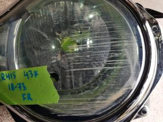 Фара правая HUSTLER MR31S