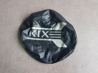Запчасть колпак запасного колеса NISSAN KIX 2008