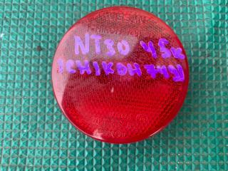 Запчасть катафот в бампер задний NISSAN X-TRAIL 2005