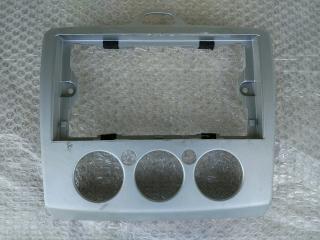 Рамка магнитолы квадрат кондиционер FORD FOCUS 2 (2005-2008)