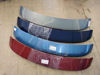 Спойлер крышки багажника хетчбек цвета в ассортименте FORD FOCUS 2 (2008-2011)