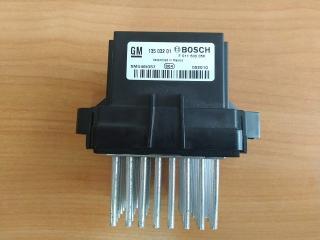 Резистор вентилятора OPEL ASTRA-J 2009-