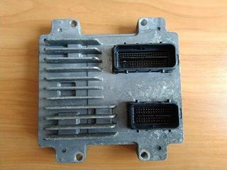 Блок управления двигателем ЭБУ OPEL ASTRA-J 2009-