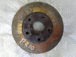 Тормозной диск передний 300мм 2л MAZDA 3 (BK) 2002-2009