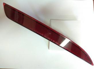 Отражатель заднего бампера правый OPEL ASTRA-J 2009-