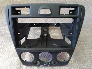 Рамка магнитолы под кондиционер Б\У оригинал FORD FUSION (2002-2012)