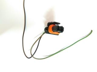 Разъем клапана вентиляции FORD FOCUS 2 (2005-2008)
