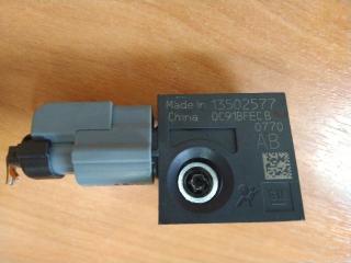 Запчасть датчик подушки безопасности боковой OPEL ASTRA-J 2009-