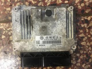 Блок управления двигателем ЭБУ SKODA OCTAVIA 2 A5 04-13