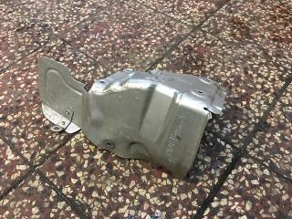 Тепловая защита двигателя задняя 1 SKODA FABIA / ROOMSTER 07-