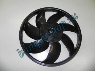 Вентилятор охлаждения FORD FIESTA Mk 6 (2008-)