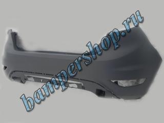 Бампер задний FORD FIESTA Mk 6 (2008-)