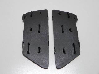 Крепеж переднего бампера FORD FOCUS 3 (2011-2015)