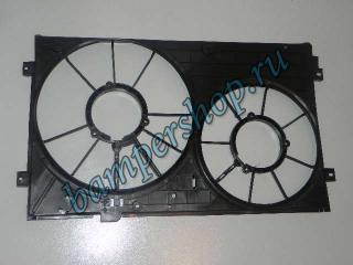 Диффузор VOLKSWAGEN GOLF VI 09-