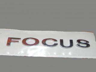 Надпись  Focus для  багажника FORD FOCUS 2 (2005-2008)