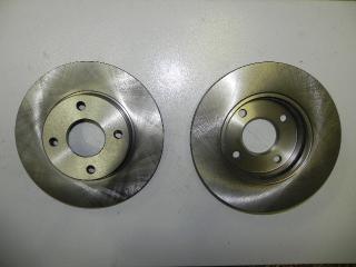 Диск тормозной передний FORD FOCUS 1 (1998-2005)