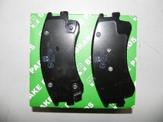 Запчасть колодки тормозные передние MAZDA Mazda 6 02-08
