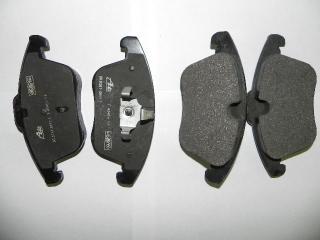 Колодки тормозные передние FORD other