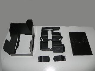 Корпус аккумуляторной батареи FORD MONDEO 3 (2001-2006)