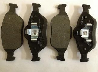 Колодки тормозные передние FORD FUSION (2002-2012)