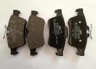 Колодки тормозные задние FORD FOCUS 2 (2005-2008)