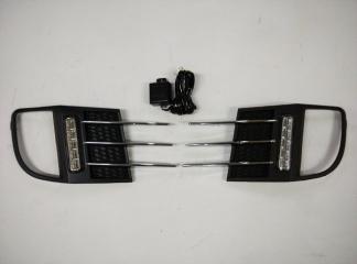 Рамки противотуманных фар с светодиодной подсветкой компл. VOLKSWAGEN GOLF VI GTI