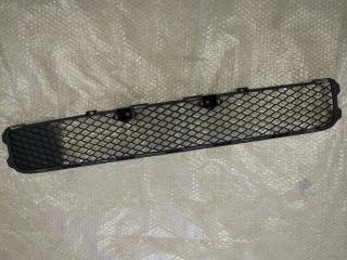 Решетка в бампер (под цельную решетку) MITSUBISHI LANCER X (07-)