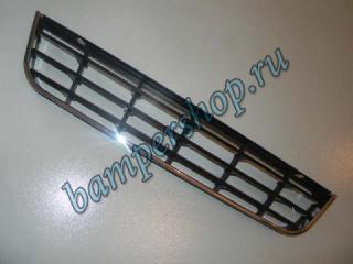 Решетка бампера центральная (хром) передняя VOLKSWAGEN PASSAT (B6)