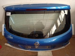 Крышка багажника NISSAN QASHQAI (J10) 2006-2014