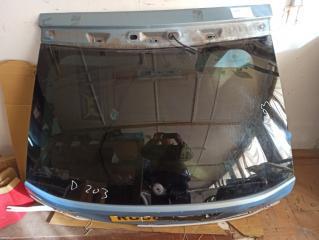 Крышка багажника FORD FOCUS 2 (2008-2011)
