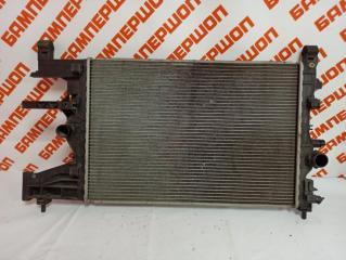 Радиатор охлаждения OPEL ASTRA-J 2009- 2010