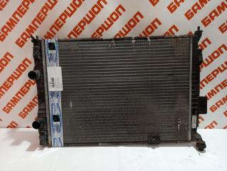 Радиатор охлаждения NISSAN QASHQAI (J10) 2006-2014