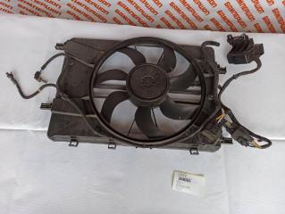 Диффузор OPEL ASTRA-J 2009-