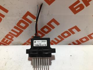 Запчасть резистор отопителя CHEVROLET CRUZE 2013- 2014