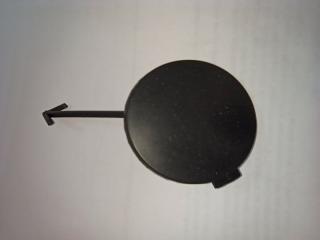 Запчасть заглушка  буксировочного крюка  переднего бампера KIA RIO (2011-)