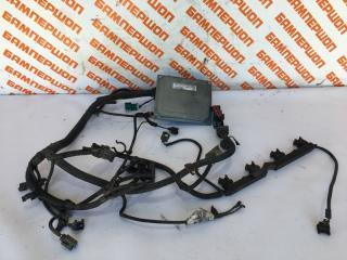 Блок управления двигателем ЭБУ FORD FOCUS 2 (2005-2008) 2005
