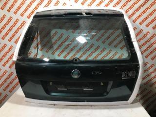 Крышка багажника задняя SKODA OCTAVIA 2 A5 04-13 универсал 2.0 БУ