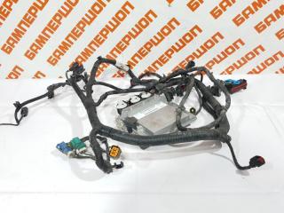 Блок управления двигателем ЭБУ FORD FOCUS 2 (2008-2011) 2008