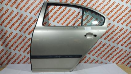 Дверь задняя левая SKODA OCTAVIA 2 A5 04-13 2005