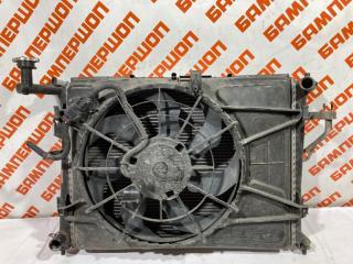 Кассета радиаторов в сборе KIA CEED (2006-2012) хетчбек 5 дверей 1.6 БУ