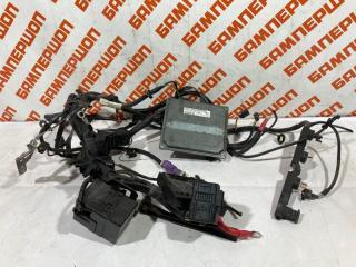 Блок управления двигателем ЭБУ FORD FUSION (2002-2012) 2007