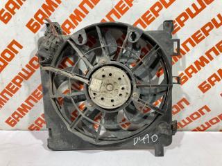 Вентилятор охлаждения с диффузором OPEL ASTRA-H (2004-2015) хетчбек 3 двери 1.6 БУ