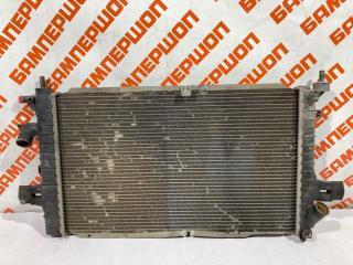 Радиатор охлаждения OPEL ASTRA-H (2004-2015) хетчбек 3 двери 1.6 БУ