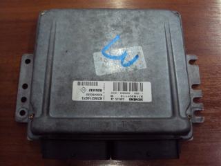 Запчасть блок управления двигателем Renault Kangoo 2003